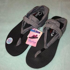 Skechers Foam Yoga Mat Sandals